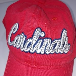 St. Louis Cardinals Blinged Out Hat